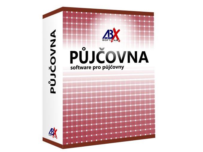 ABX Půjčovna Premium PLUS, software pro půjčovny