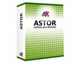 ABX Astor ultraLITE, pokladní software pro obchody