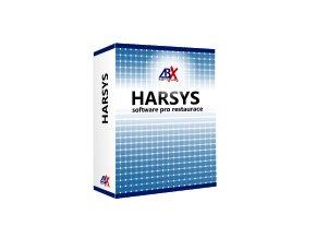 ABX Harsys 6 GOLD síťový pokladní software pro restaurace